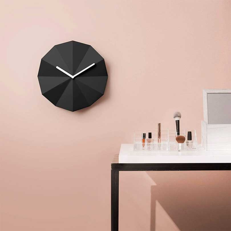 Image of lawa design delta clock