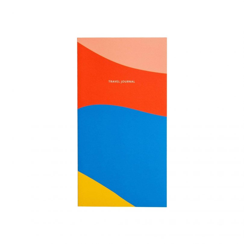 Image of poketo notebooks stationery colorblock travel journal design milk shop 810x810