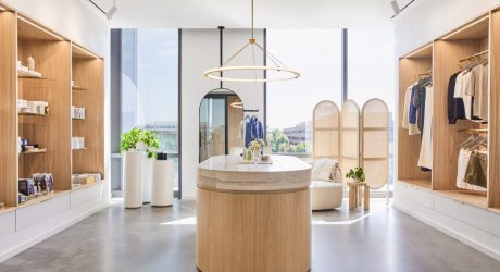 Goop's New HQ by Rapt Studio Looks Like a Modern Office but Feels Like Home