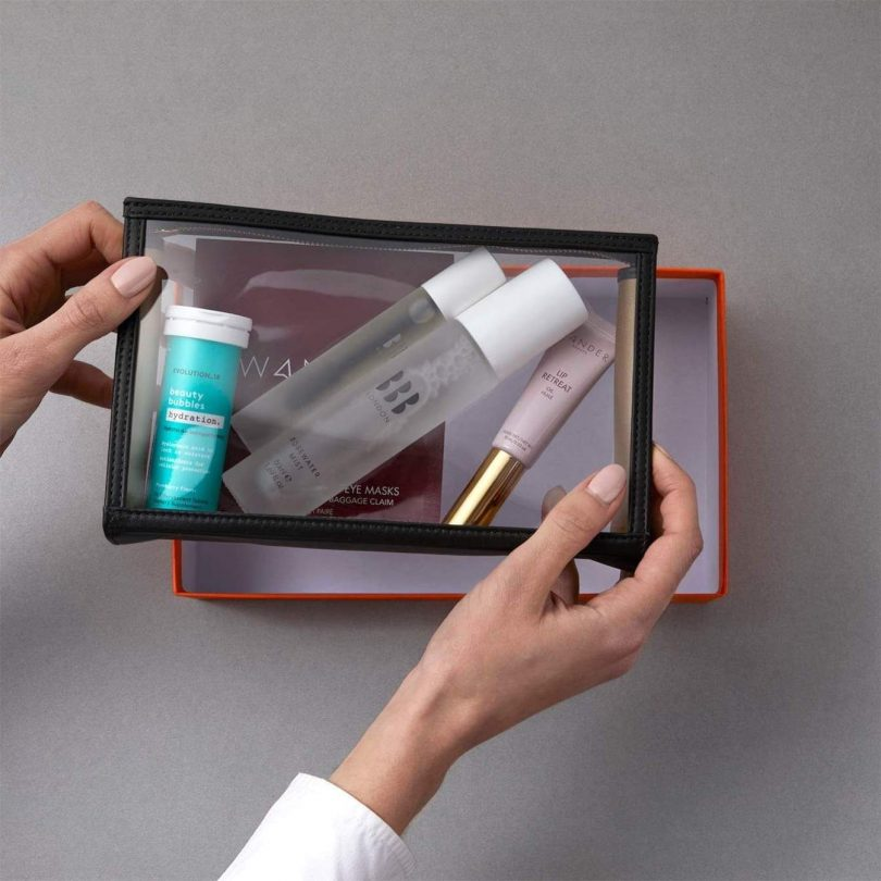 Image of stow jet luxury wellbeing kit curated by wellness expert bobbi brown ahalife 810x810