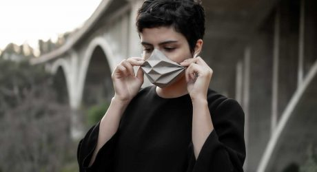 Zimarty Turns the Face Mask Into Wearable Architecture With zMask