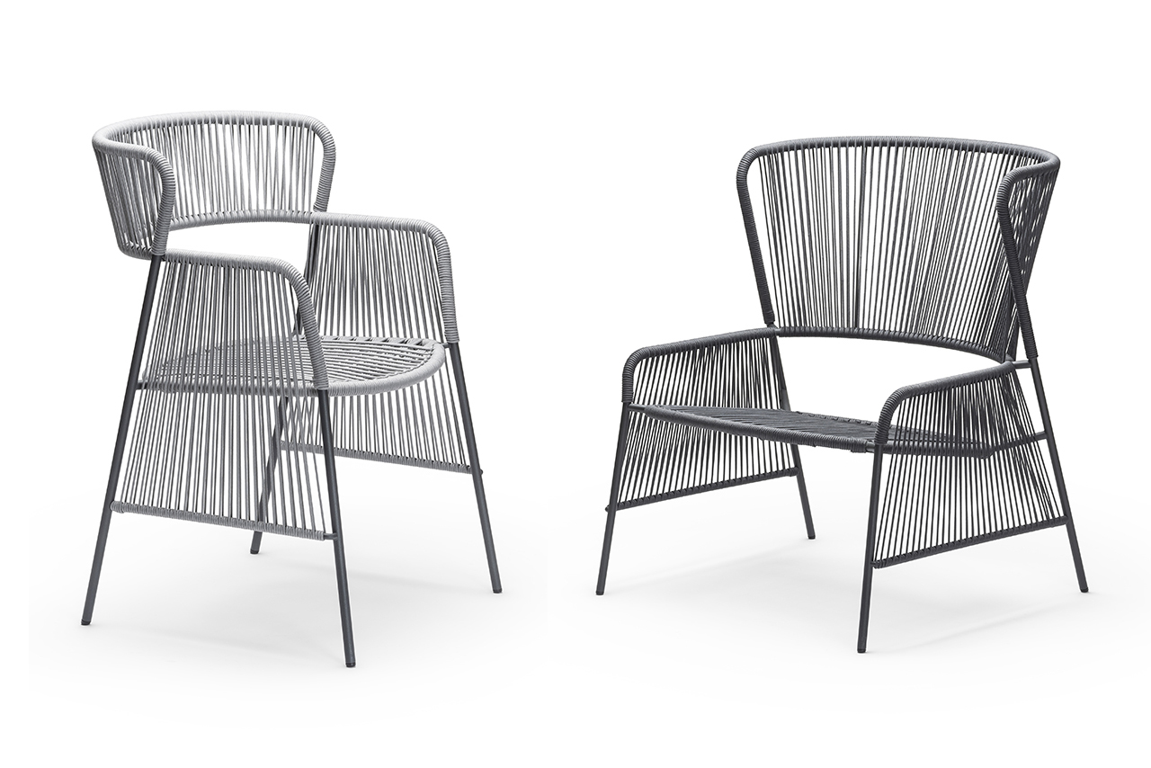 chair and lounge chair