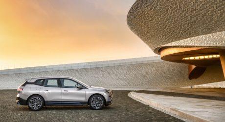 The BMW iX Sets a Route Toward an Electrified Future