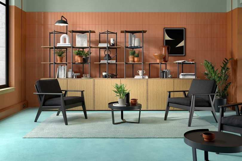 Frövi Launches Bamboo: A Modular Zoning System for Any Workspace