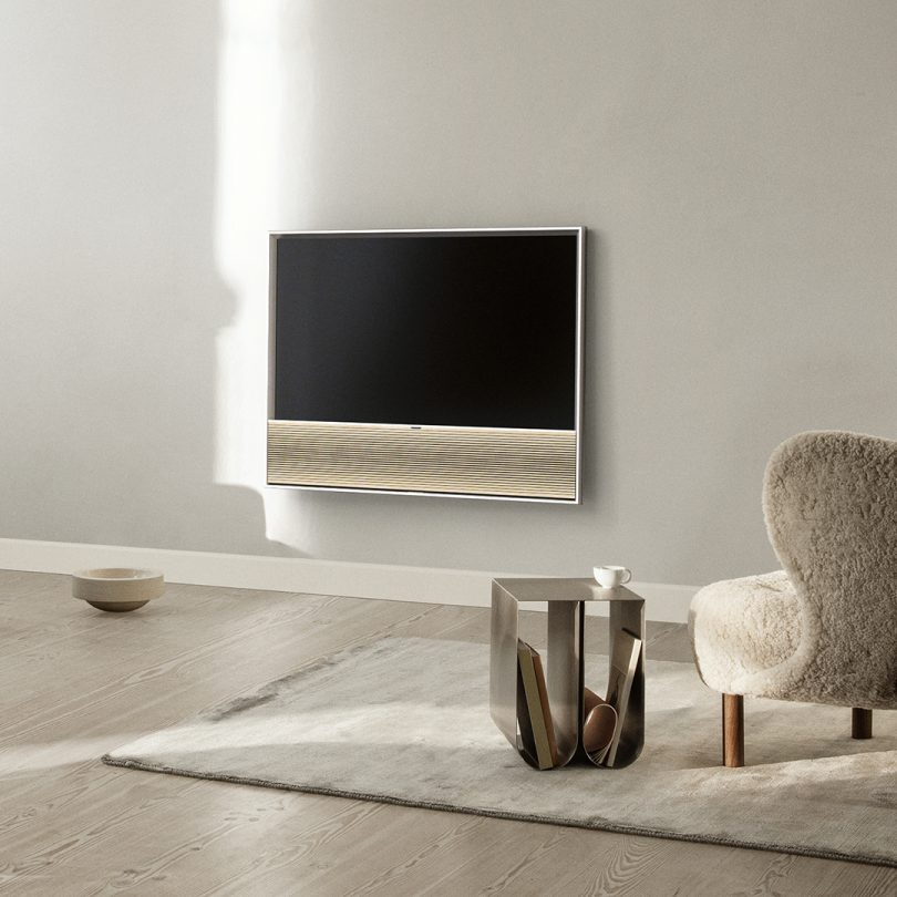 Bang & Olufsen Celebrates 95 Years With the New Beovision Contour OLED