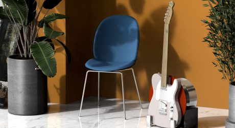 Breeze Guitar Amplifier Blows in With a Refreshing Design