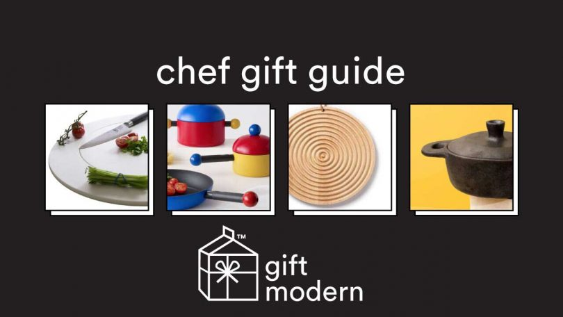 2020 Gift Guide: Chef