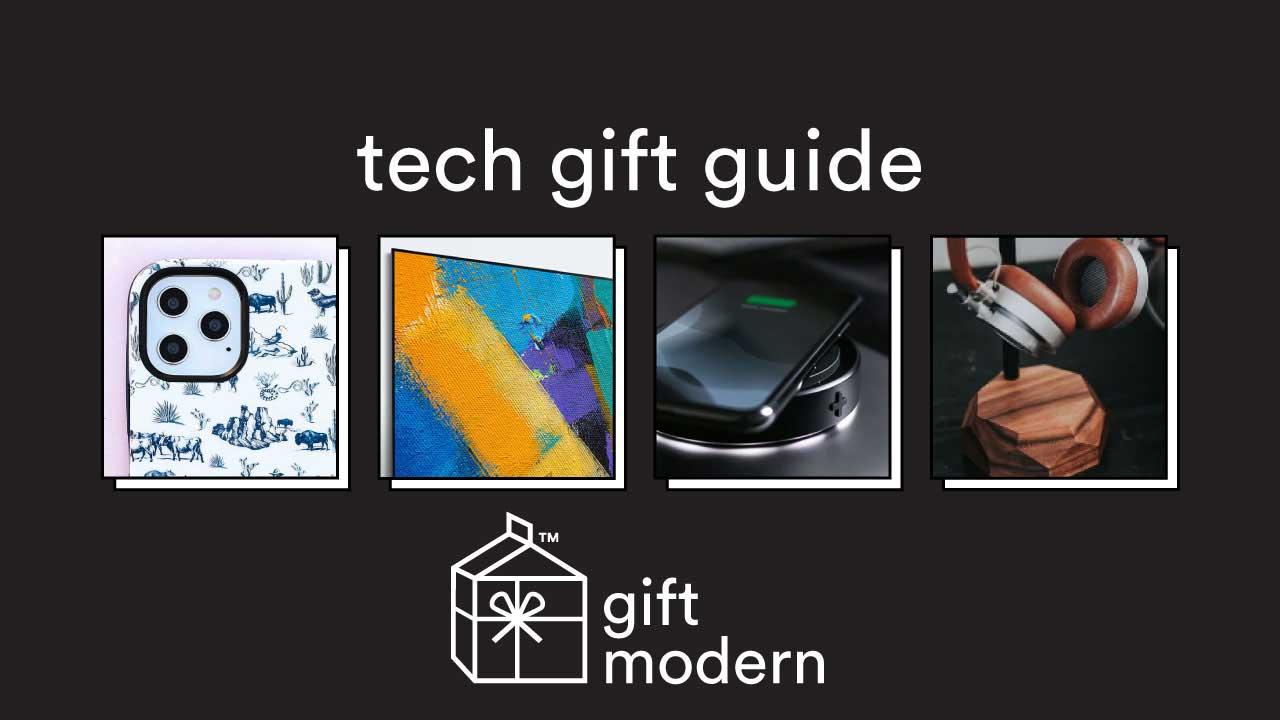 2020 Gift Guide: Tech