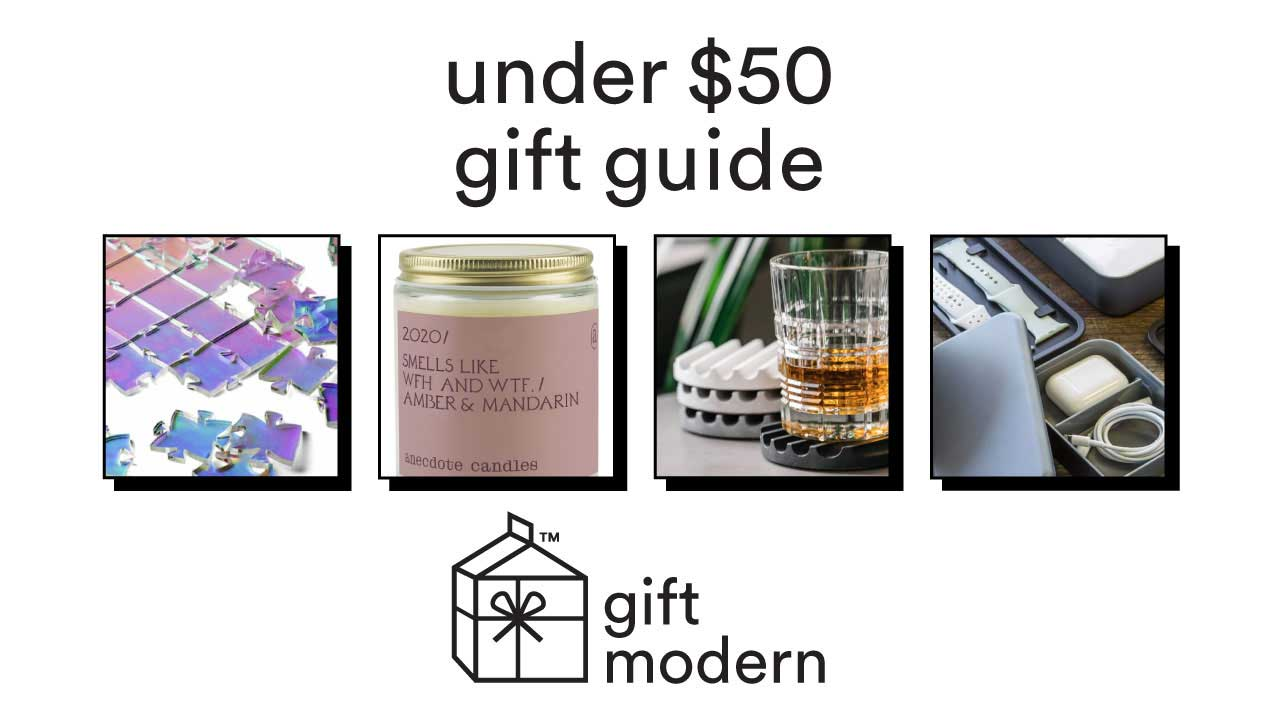 2020 Gift Guide: Under $50