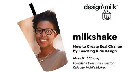 DMTV Milkshake: How To Create Real Change by Teaching Kids Design