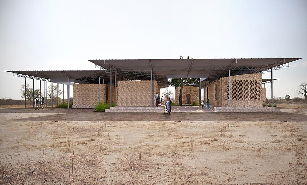 sanctuary building