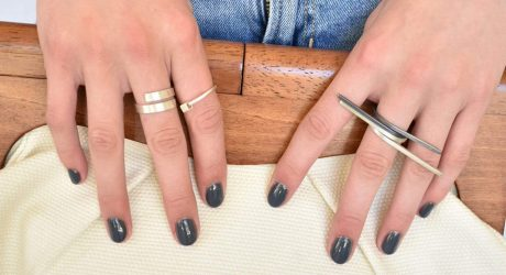 Flavia Bennett's Jewelry Adds a Clean, Modern Touch