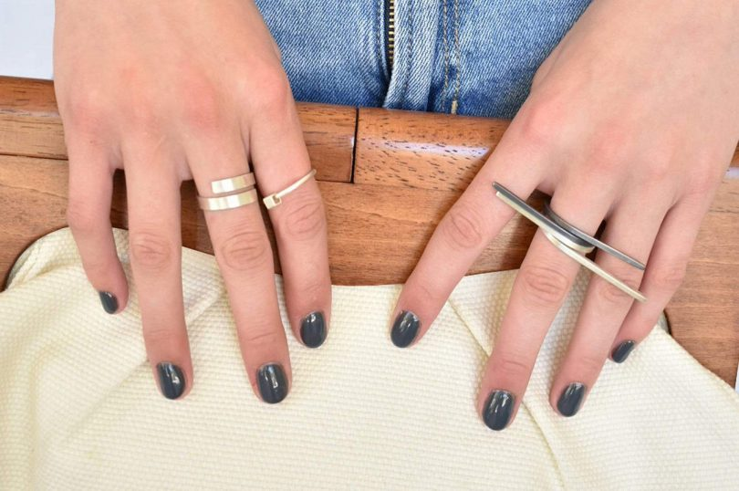 Flavia Bennett?s Jewelry Adds a Clean, Modern Touch