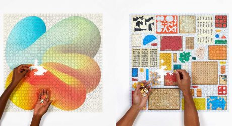 Four Point Puzzles Collaborates With Contemporary Artists on New Puzzles