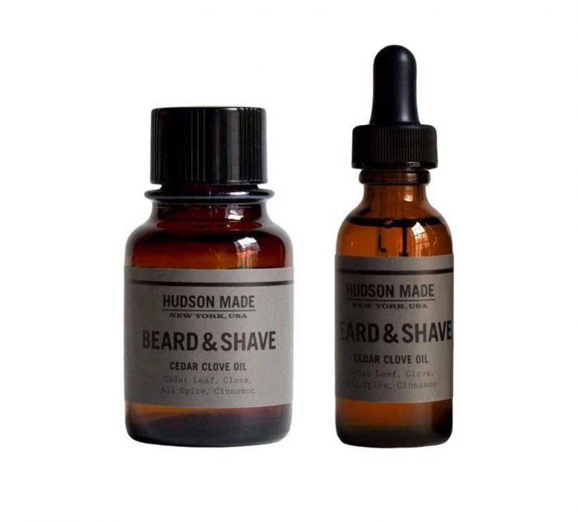 Image of Health 2020 GG Hudson Made Cedar Clove Beard Oil 810x731