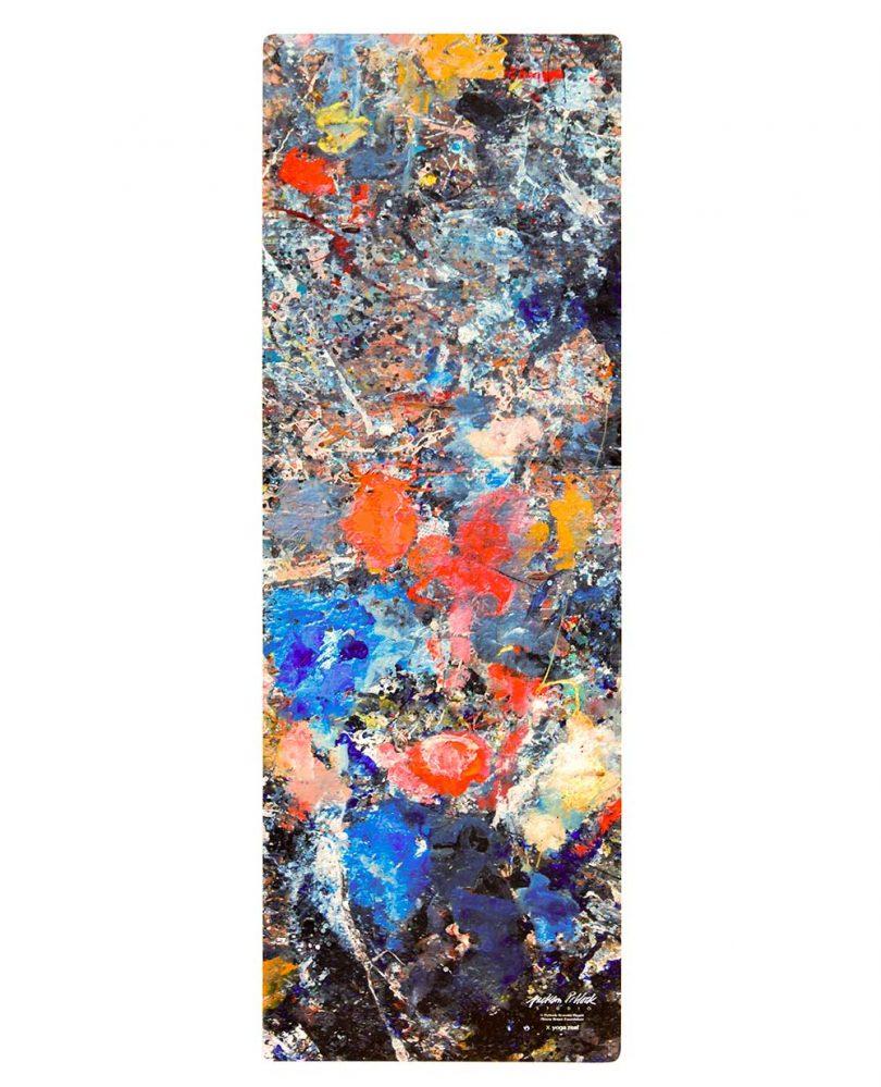 Image of Health 2020 GG Yoga Zeal Jackson Pollock 810x999