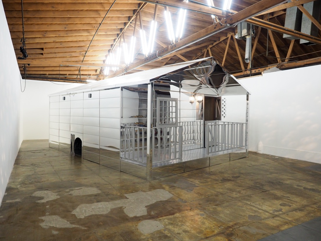 interior art exhibit
