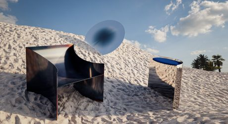 Movimento Hits the Design Scene with The Lost Place Exhibition