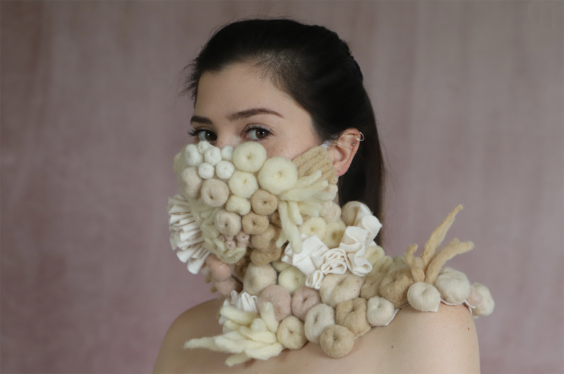 Image of Take5 Masks Felicia Murray Our Dying Reefs 810x538