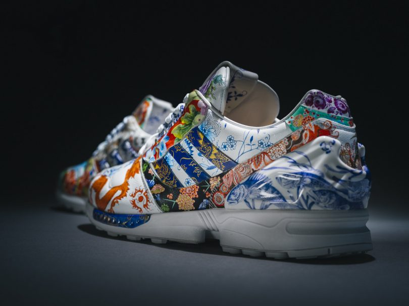MEISSEN x adidas ZX8000 Porcelain Is Two of a Kind