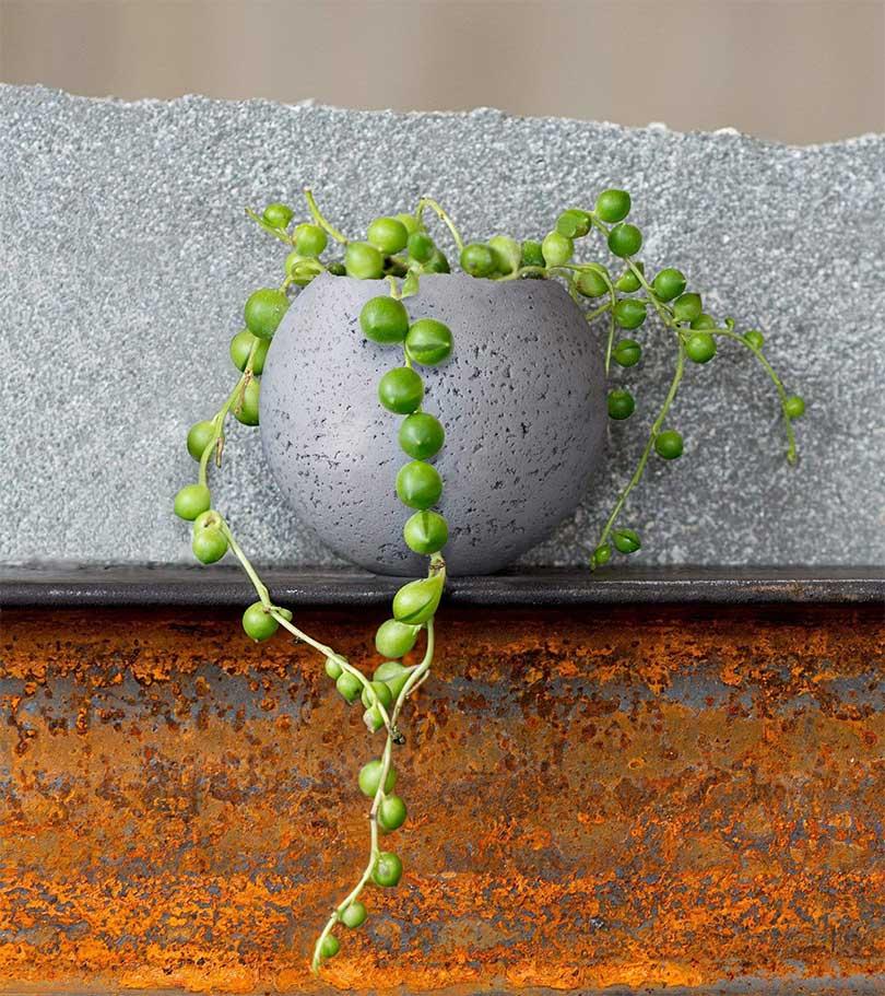 Image of konzuk large natural orbis concrete vessel