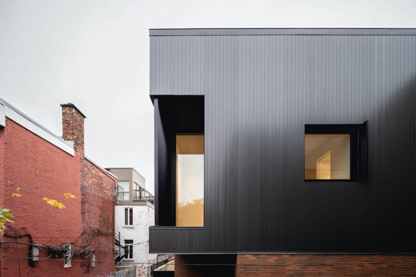 The Minimalist La Doyenne House With a Majestic Spiral Staircase