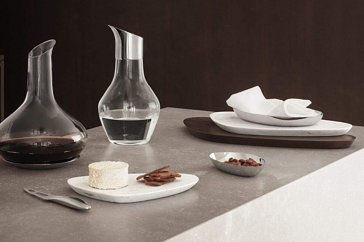 Entertaining with Georg Jensen's Sky Collection