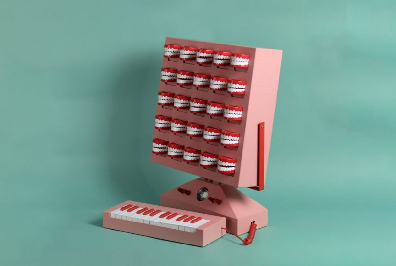 Love Hultén VOC-25 Is a Synth Choir Designed To Mouth off Musically