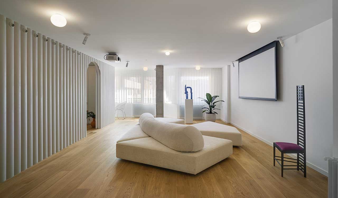 A Charismatic + Comfortable Apartment in Murcia, Spain
