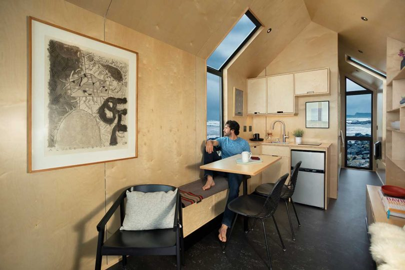 Trendy Shed Unveils a Moveable Dwelling: The DW (Dwelling on Wheels)