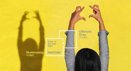 Pantone Color of the Year 2021: Illuminating + Ultimate Gray