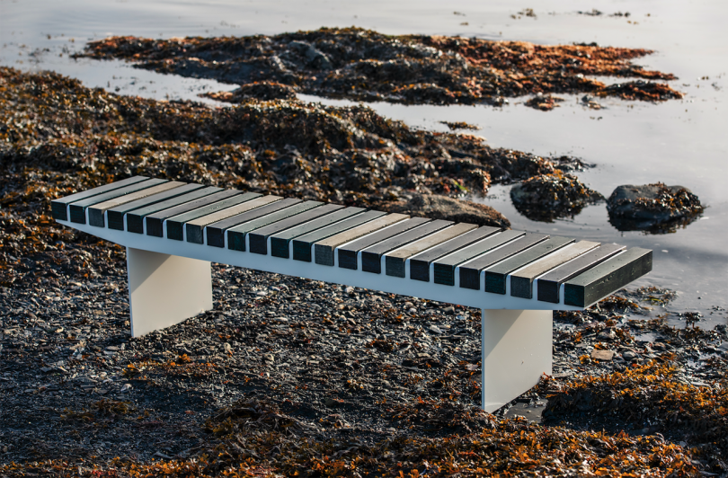 Vestre Is Helping Save the Oceans, One Bench at a Time