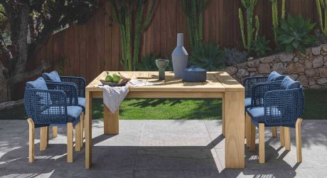 Escape To Italy With the Argo Outdoor Furniture Collection