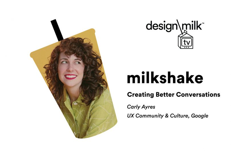 DMTV Milkshake: Creating Better Conversations With Carly Ayres