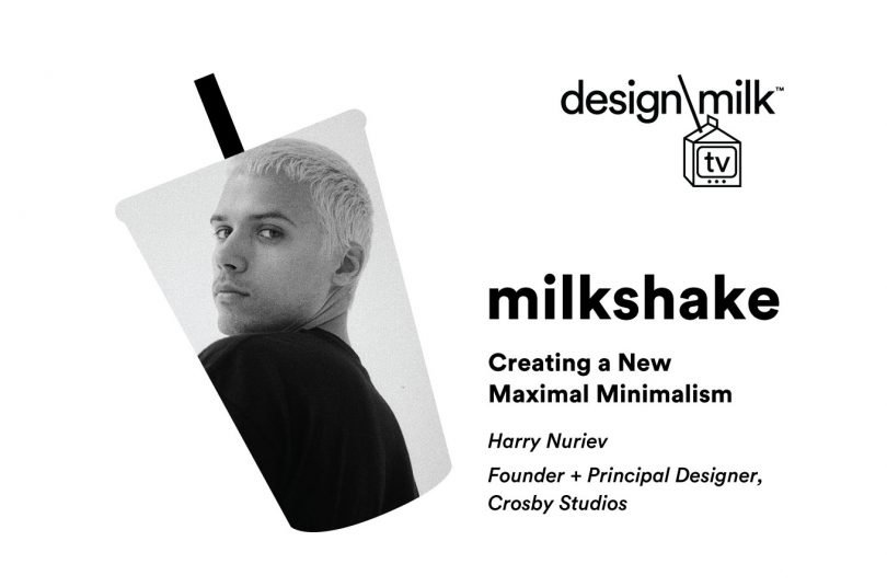 DMTV Milkshake: Creating a New Maximal Minimalism With Harry Nuriev