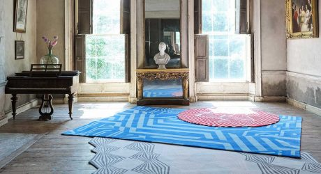 A Closeup Look at How Orior Continues Local Irish Craft With New Rugs