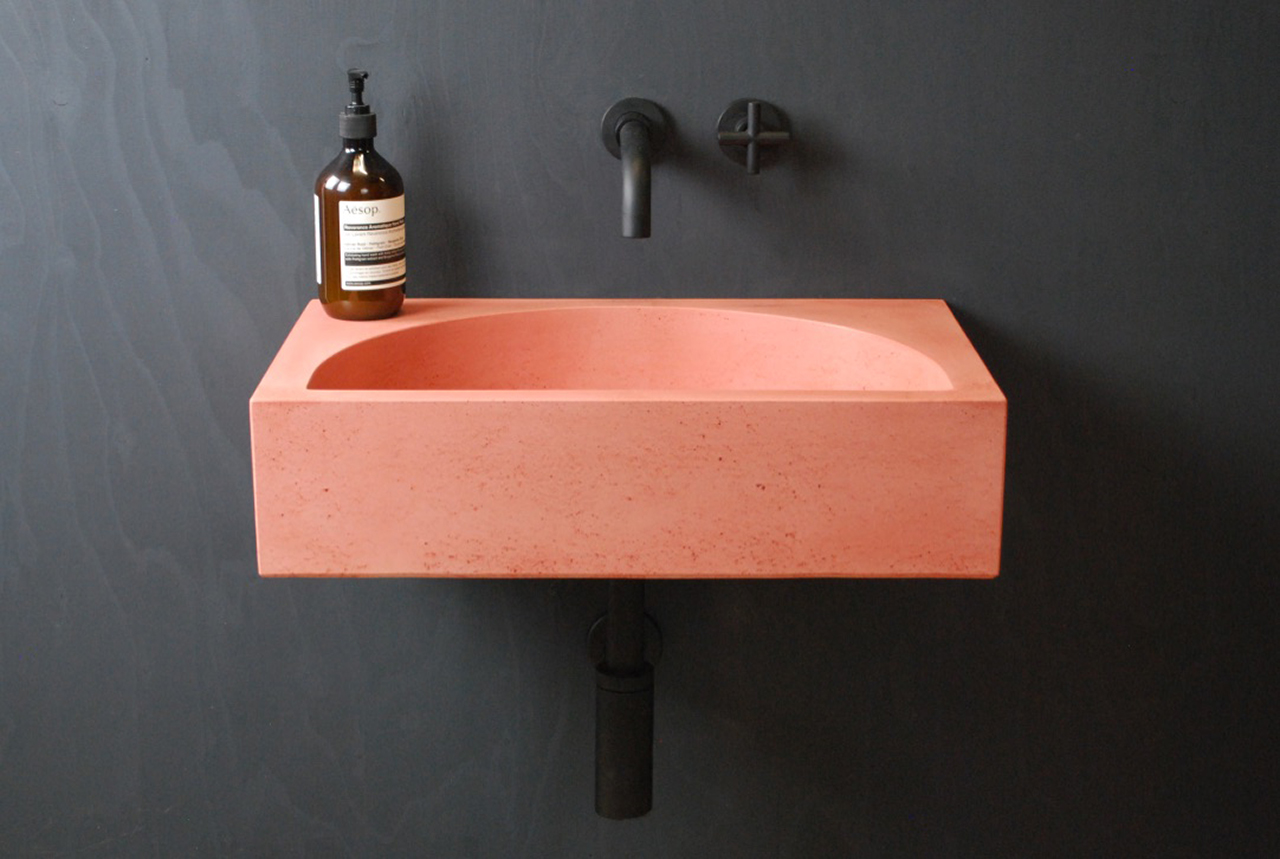 FORMED's Concrete Basins + Sinks Have All Eyes on Them