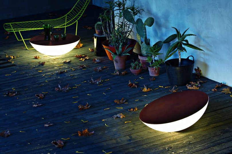 solar lights outdoors