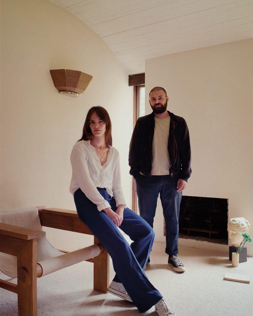 Sophie Gelinet and Cedric Gepner