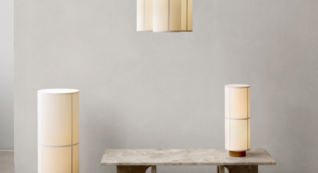 MENU Launches Hashira Lighting That Balances Nordic + Japanese Styles