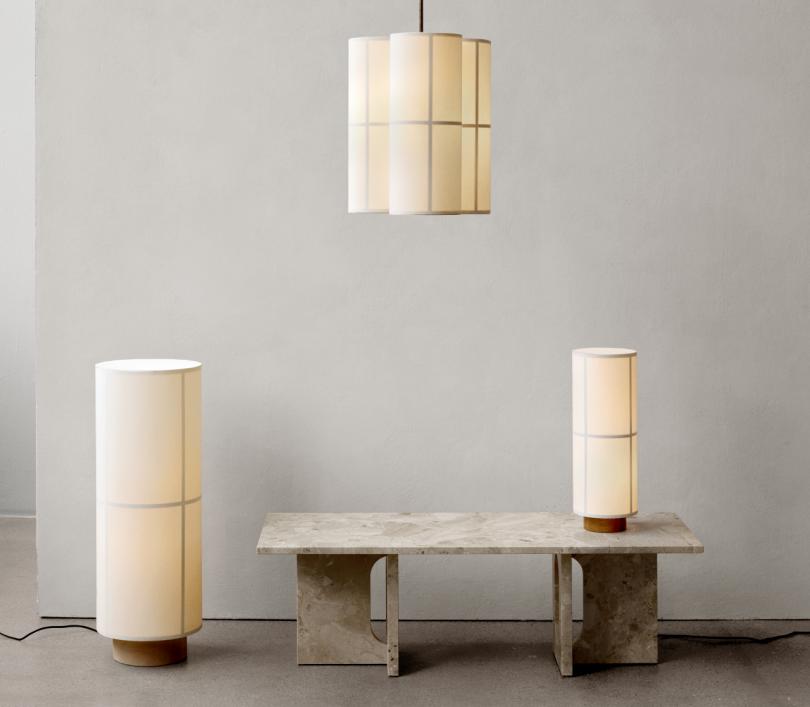 MENU Launches Hashira Lighting That Balances Nordic + Japanese Styles