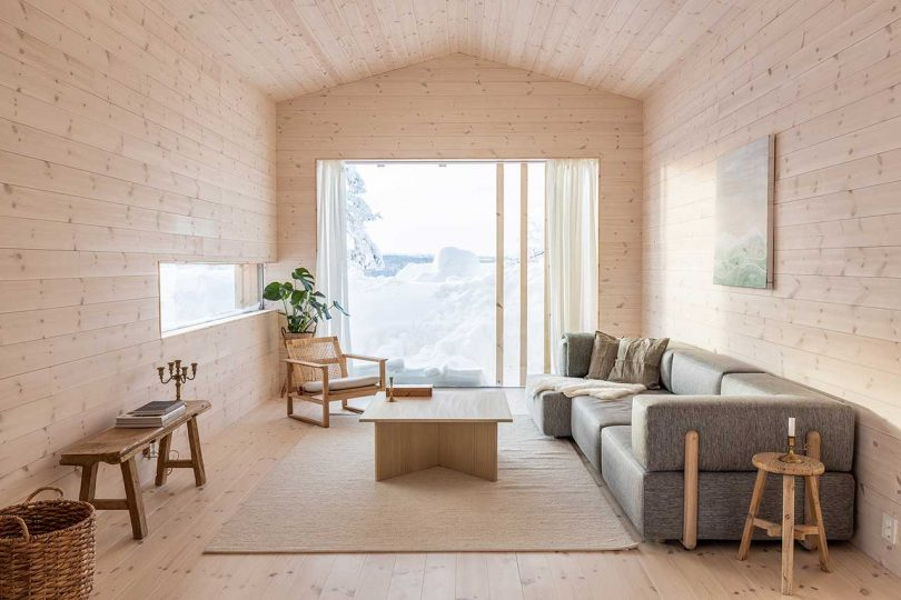 20 Modern Products To Create Your Own Cozy Norwegian Cabin at Home