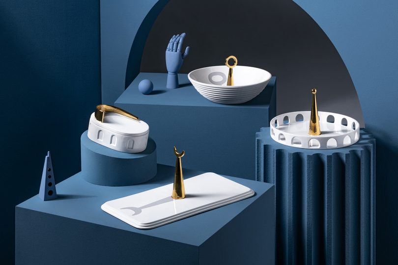 The Meridiane Collection Finds Its Vision in the Sundials of Italy