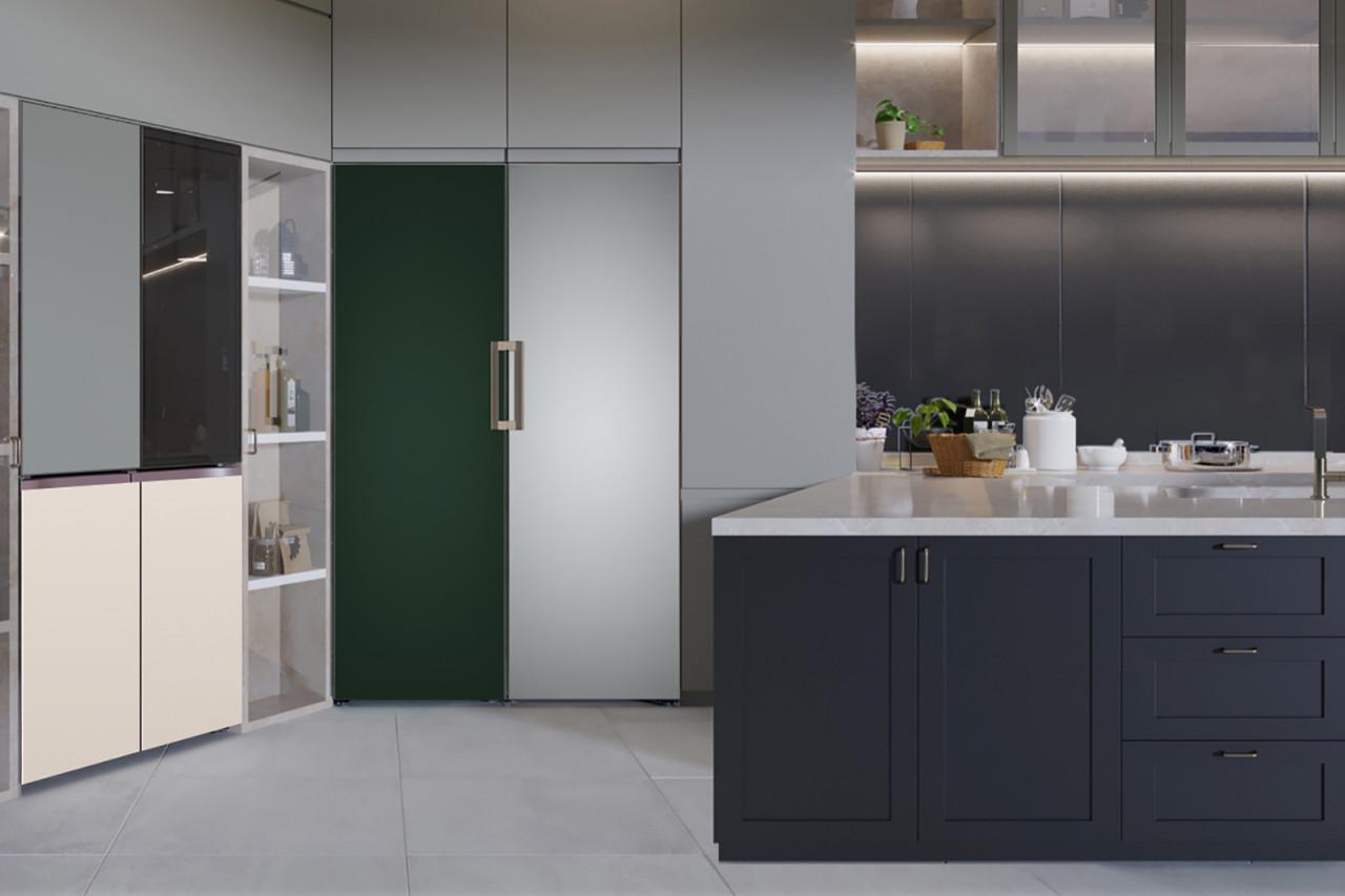CES 2021: LG Furniture Concept Appliances Introduces Mix & Match Customization