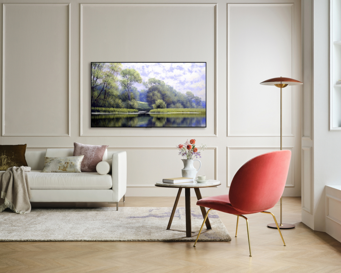 CES 2021:The Future Looks Even Brighter for LG OLED Televisions