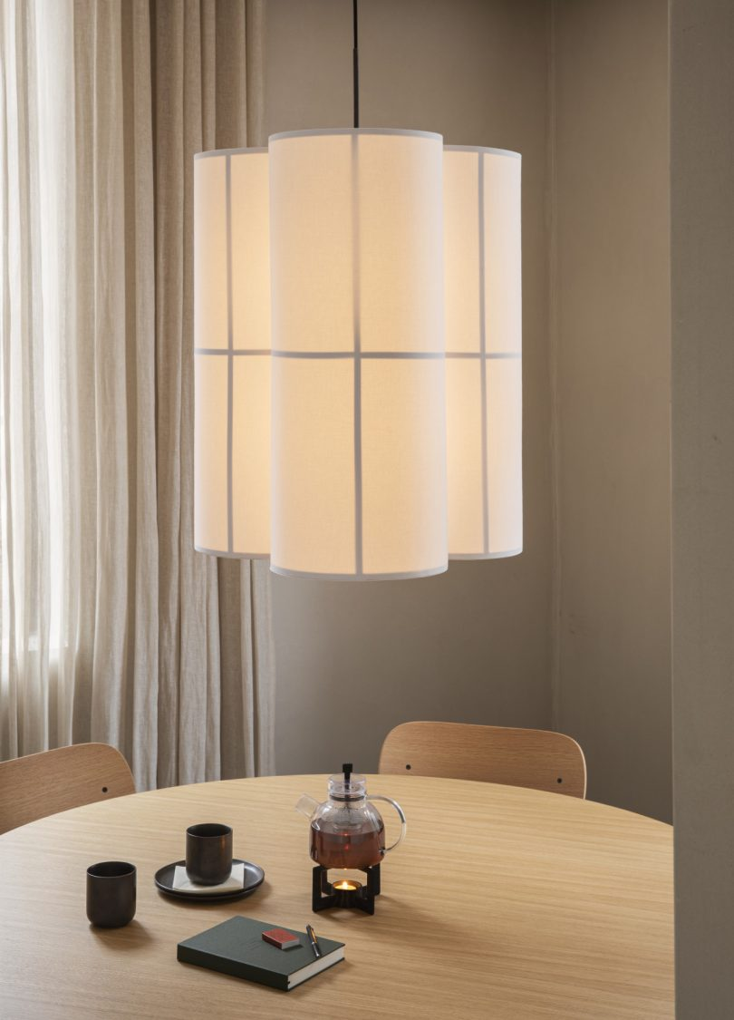 Menu's Hashira lighting collection pendant