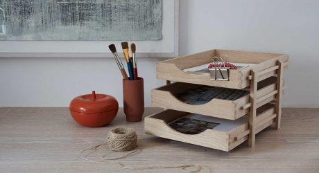 Skagerak Will Make Working From Home Easier and More Organized