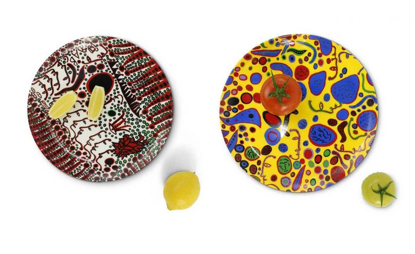 Yayoi Kusama Collaborates With Third Drawer Down on Collectibles