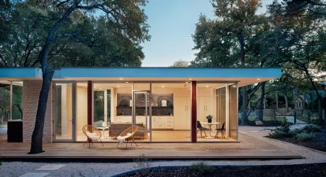 A Spacious Accessory Dwelling Unit in Austin Complete With a Murphy Bed