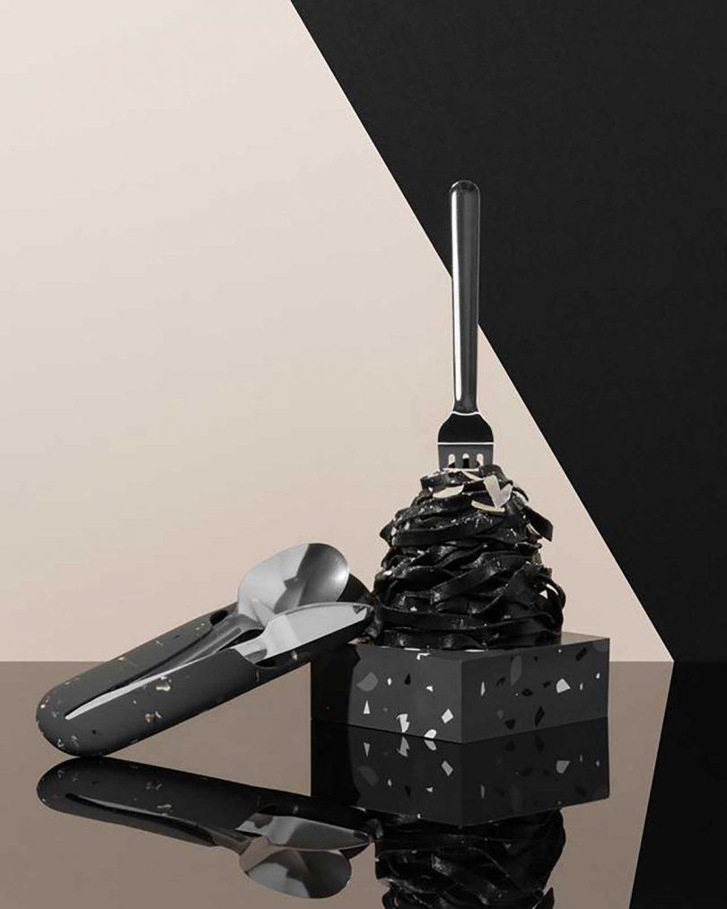 Porter Terrazzo utensils